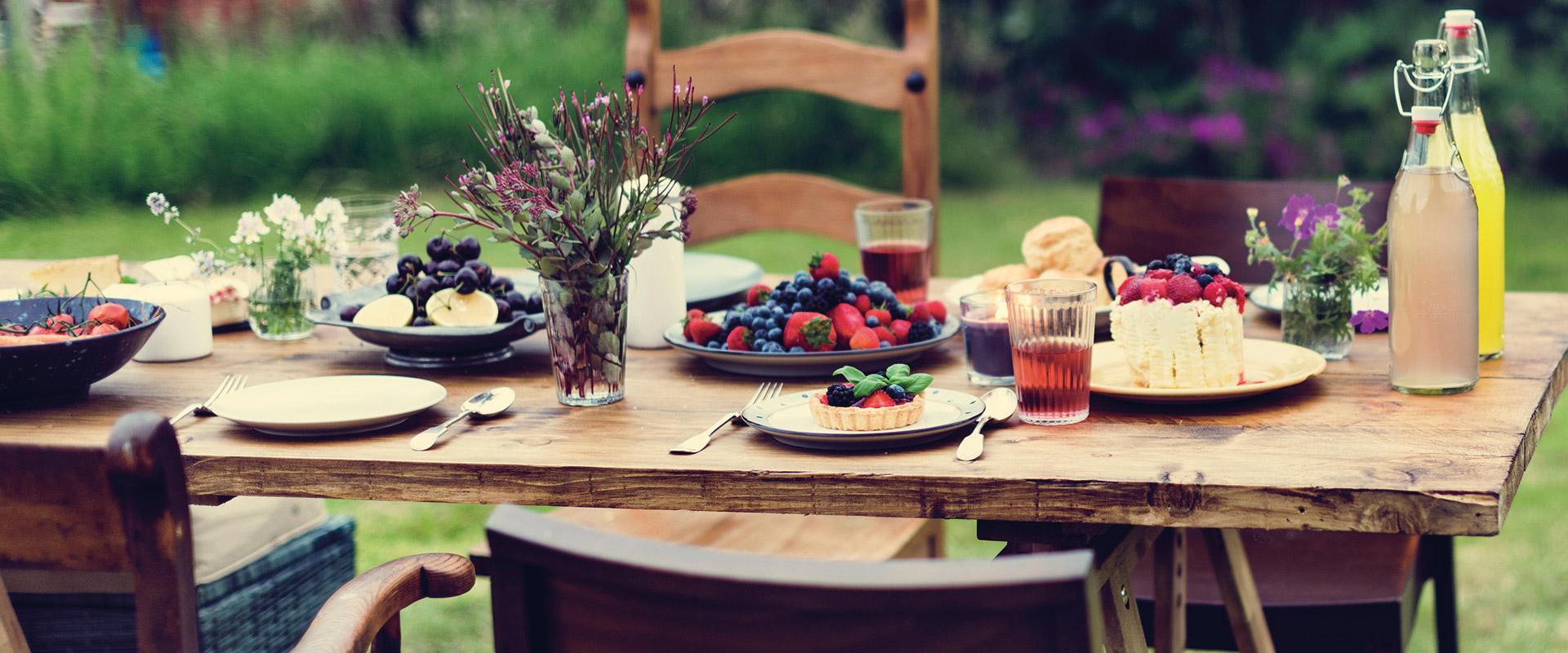 3 Idees Pour Un Repas Estival Entre Amis Fratelli Carli