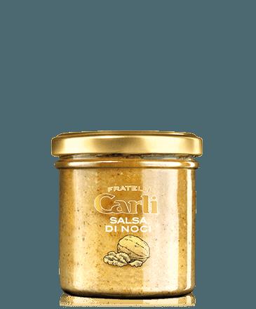 SN - 4 Bocaux Sauce Aux Noix