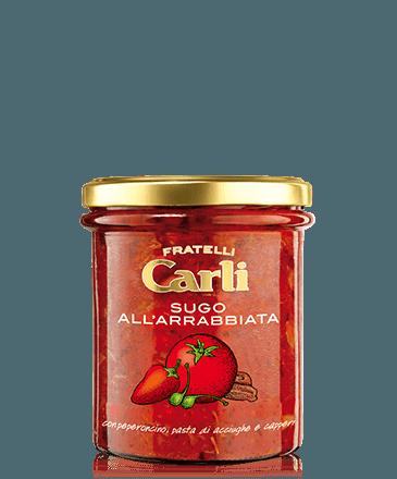 SAR - 2boc.Sauce All'Arrabbiata G270