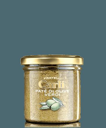 SPV - 4 Boc.Creme Olives Vert. g 130