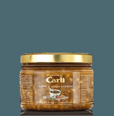 TM - Soupe De Legumes Et Cereales