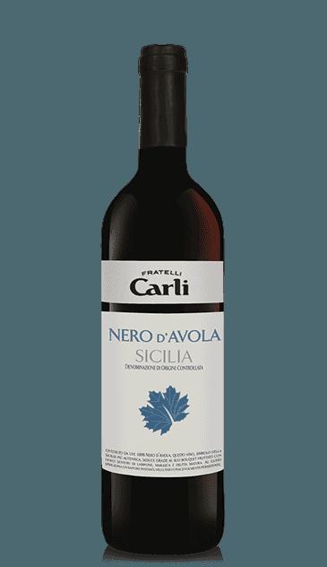 VNB - Coffret Nero D'Avola Bio Doc