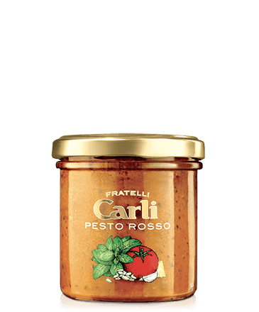 PRN - 4 Bocaux Pesto Rosso