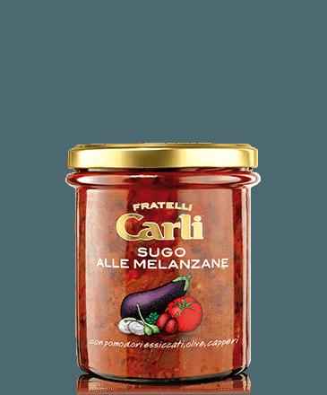 SMZ - 2 Boc. sauce Aubergines G 270
