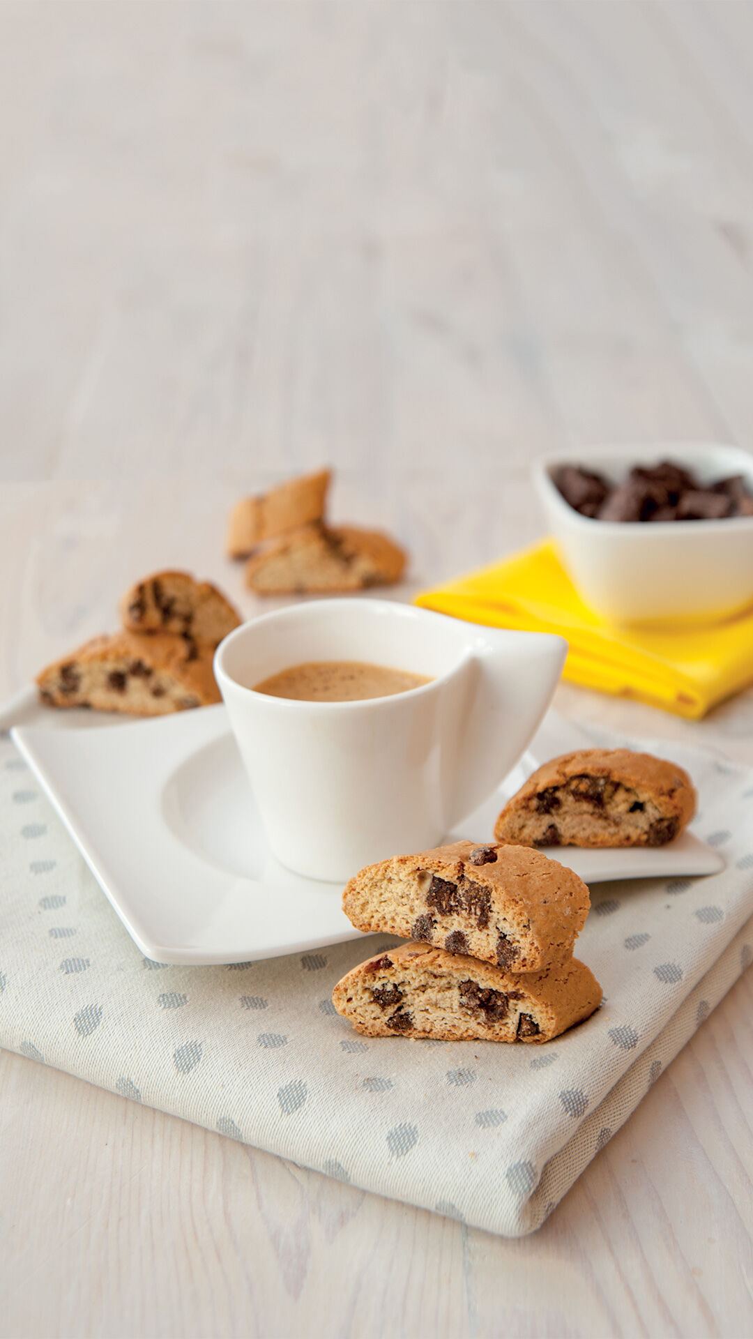 CNC - Cantuccini Au Chocolat